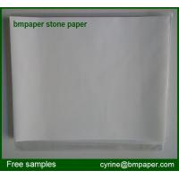 Buy cheap Good quality stone paper from wholesalers