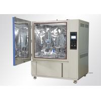 Buy cheap Combined IPX1 IPX2 IPX3 IPX4 Water Spray Test Chamber 1200X1200X1200mm from wholesalers