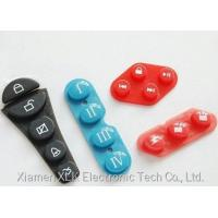 Buy cheap Conductive Silicone Rubber Keypad For Auto Silicone Parts OEM ODM Available from wholesalers