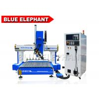 China Hightech 1212 ATC CNC Mini Wood Cutter Machine High Z Travel For Industrial on sale