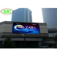 Buy cheap P5  Led Screen Wall-mounted Led Display Easy to Installed With 65536 Level Arbitrary from wholesalers