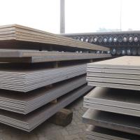 Wholesale 1mm-400mm Thick Carbon Steel Plate , Hot Rolled Steel Plate For Marine from china suppliers