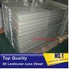 Buy cheap PS lenticular 30LPI lenticular sheet lens for Inkjet Printing 3D lenticular from wholesalers