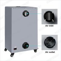 Buy cheap 8 Layers High Efficiency Laser Engraver Fume Extractor , Laser Fume Extraction System from wholesalers