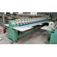 9 Needles Second Hand Tajima Electric Embroidery Machine TMFD-G918 Manufactures