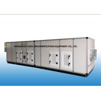 Buy cheap Large Capacity Moisture Absorbing Desiccant Rotor Dehumidifier RH≤20% from wholesalers