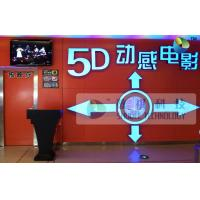 Wholesale Amazing 5D Theater System With Motion Theater Chair And 3D Glasses from china suppliers