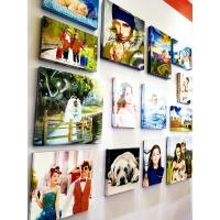Buy cheap Photo Printing Sublimation Aluminum Sheets Handicraft Boxes Door Industry Business Cards from wholesalers