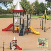 Wholesale 2011 Outdoor Playground Castle Series (KQ9113A) from china suppliers