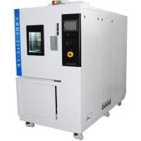 Buy cheap -60~+150℃ Fast Temperature Cycling Programmable Rapid Change Rate Temperature Test Chamber from wholesalers