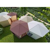 Buy cheap Brightsome Modern Prefab Houses Size Customized Furnished Modular Homes from wholesalers