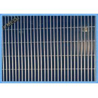 Buy cheap High Security Wire Mesh Fence Panels , 358 Prison Security Metal Fence Panels Anti Climb from wholesalers