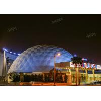 Wholesale Theme Park 360 Degree Ball Screen 5D Dome Movie Theater With Electric System from china suppliers