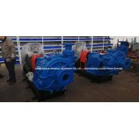 Buy cheap Solids Washing Heavy Duty Slurry Pump 100ZGB Designed and Developed by Chinese Engineers from wholesalers