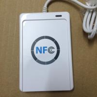 Buy cheap rfid reader/13.56mhz contactless card reader/writer ACR122U from wholesalers