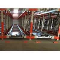 Buy cheap Heavy Duty Shuttle Pallet Racking System With ISO CE SGS Certificated from wholesalers