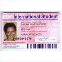 Buy cheap Blank Student ID Card PVC Photo Card from wholesalers