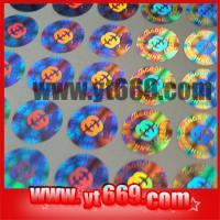 Buy cheap Manifold hologram sticker from wholesalers