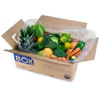 Wholesale Color Printed Corrugated Carton Box For Vegetable from china suppliers