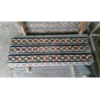 Marble Mosaic Border Natural Stone Skirtings Decorative Moldings Interior Stone Mouldings Manufactures