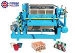Buy cheap 12 Units Mould Semi Automatic 3x4 Paper Egg Tray Making Machine from wholesalers
