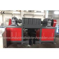 Buy cheap IBC Plastic Drum Shredder , Shredder Machine For Municipal Solid Waste from wholesalers