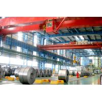 Buy cheap Customized Galvanized Steel Coil , Galvanized Sheet Metal Rolls Zinc Coating 40g - 180g from wholesalers