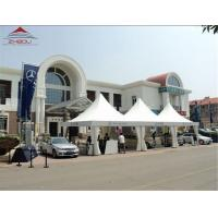 Buy cheap Luxury Outdoor Pagoda Party Tent Pop Up Portable Prefab Aluminum Frame from wholesalers