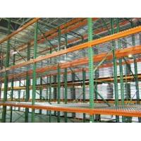 China Warehouse storage heavy duty and  powder coating pallet racking storage on sale