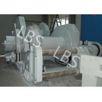 Buy cheap Low Noise Operation Marine Hydraulic Winch Double Drum Winch from wholesalers