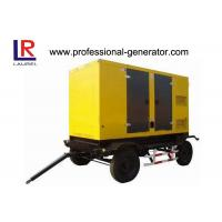 Buy cheap AC Three Phase 100kW Mobile Power Generator with Deutz Diesel Engine 1500RPM from wholesalers