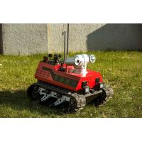 Buy cheap Advanced Fire Fighting Equipment Fire Reconnaissance Robot RXR-C7BD from wholesalers
