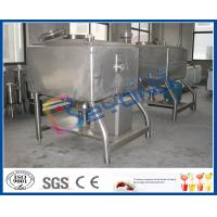 Buy cheap Miller Type Stainless Steel Tanks ,  High Speed Emulsification Industrial Mixing Tanks from wholesalers