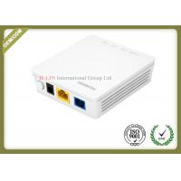 Buy cheap Indoor Huawei Fiber Optic Tools GPON ONU With Remote Diagnosis HG8010G from wholesalers