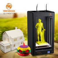 Buy cheap High Precision MINGDA Glitar 6C Large 3D Printer (300*200*600mm)/China Manufacturer 3D Printer With Touch Screen LCD from wholesalers