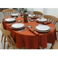 Quality Customized Disposable PP Non Woven Tablecloth with 100% Polypropylene Fabric for sale