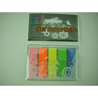Buy cheap Personalised Printable Customizable Sticky Notes With Self Adhesive Back from wholesalers