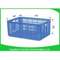 Buy cheap Durable Plastic Food Cratest Medicine Transpor PE Material Environmental Protection from wholesalers