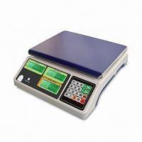 Buy cheap Digital Pricing Scale with 2 Hot Keys and Neat Appearance, Easy to Operate from wholesalers