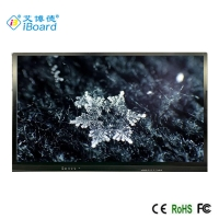 Buy cheap 86 inch Capacitive Interactive Touch Screen Monitor DLED Screen from wholesalers