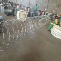 Buy cheap razor wire fencing port alizabeth/razor wire fence price/ what is razor wire fence/can i use wire on my fence from wholesalers