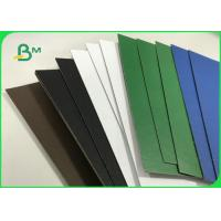 Wholesale 1.5mm 2.0mm Recycled Pulp Varnish Colorful Paperboard For File Folders from china suppliers