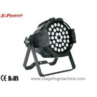 China 36Pcs*3W /9W 3 in 1 Rgb Full Color Led Par Can Lights Professional Stage Light  PL-48 on sale