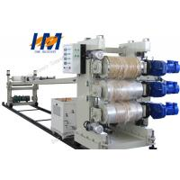 Wholesale PVC Flooring Plastic Sheet Extrusion Line , 2000kg PVC Sheet Production Line from china suppliers
