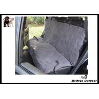 Buy cheap Deluxe Machine Washable Pet Car Seat Covers Quilted Water Resistant 56 x 47 from wholesalers