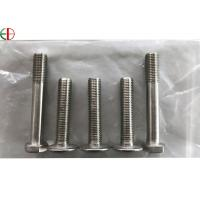 Buy cheap 2205 Chrome Nuts And Bolts Duplex Stainless Steel Hex Bolts And Nuts from wholesalers