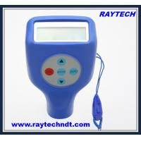 Buy cheap Painting Test Meter, Zinc Coating Thickness Gauge, Magnetic Metal Substrate TG-810F from wholesalers