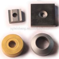Buy cheap Custom carbide insert corrugated board cutters knife cemented brazed tips tool parts from wholesalers