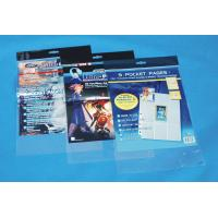 Buy cheap Self Seal Cellophane BOPP OPP Header Bags from wholesalers