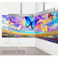 Buy cheap Curtain Wall OLED Micro Display , Foldable 1.3 Inch OLED Customized Size from wholesalers